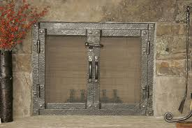 fireplace screens and doors. Living Room Best Gray Metal Fireplace Screens With Door Modern Doors 36 Inch High And I