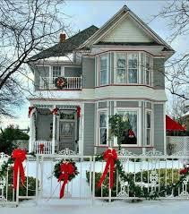 awe inspiring outdoor christmas houses