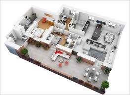 10 awesome 3d floor plans