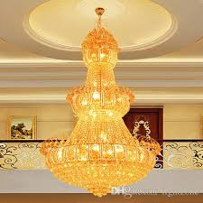 crystal chandeliers led chandelier lighting luxury fancy villas hotel project construction led crystal chandeliers with bulbs