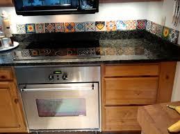 Mexican Tile Kitchen Backsplash Mexican Tile Kitchen Backsplash Interior Design Decor