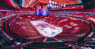 Little Caesars Arena Virtual Seating Chart 69 Rigorous Little Caesars Arena Layout