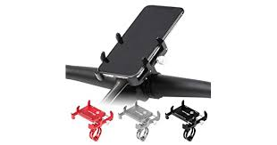 Mainstayae Adjustable <b>Universal</b> Bicycle Phone Mount Holder <b>MTB</b> ...