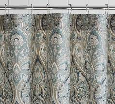 black and white paisley shower curtain. black and white paisley shower curtain a