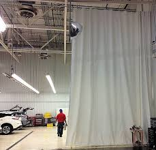 industrial warehouse partition walls