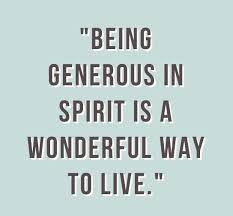 Generosity Quotes Best Generosity Quotes About Of Spirit Tumblr LuxuryTransportation