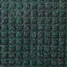 The 12 Pint Absorbing Low Profile Door Mat (2'x3') - Hammacher ...