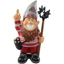cheap garden gnomes. Ohio State Buckeyes Caricature Decorative Gnome Cheap Garden Gnomes T