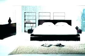 white lacquer bed – dreamrain