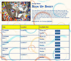 10 Tips For A Successful Volunteer Sign Up