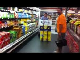 Budweiser Merchandiser - Youtube
