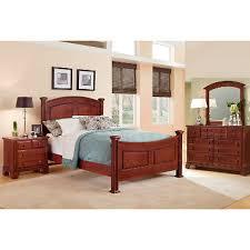Elm Panel Bedroom Set , King (4 pc. set) - Sam's Club