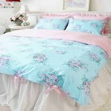shabby chic duvet cover 3pcs set