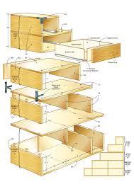 japanese furniture plans. more tansu steps ideas japanese storage chest stairs furniture plans