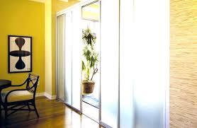 barn doors custom glass throughout sliding doors miami designs fix sliding glass door miami