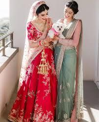 Light Pink Indian Wedding Dress