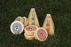 Wooden Lawn Games Rollors Backyard Game for Kids Groups of All Ages Families The 100 55