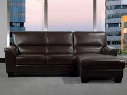 abbyson living bayside leather sectional