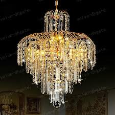 luxury restaurant chandelier crystal lamp living room hallway light small bedroom k9 crystal chandelier lighting