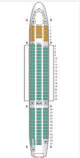Norwegian Seating Chart 48 Exhaustive Seating Chart Norwegian Air 787