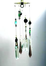 sea glass wind chimes wind chimes cool wind chimes handmade chimes sea glass wind chime craft