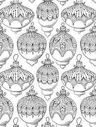 10 Free Printable Holiday Adult Coloring Pages Adult And