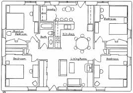 4 bedroom house designs comtemporary 4 bedroom house floor plans free architecture homes images