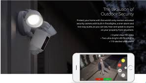 Flood Light Security Camera Wireless Classy Shop Ring Floodlight Cam Black Digital Wireless Outdoor Security