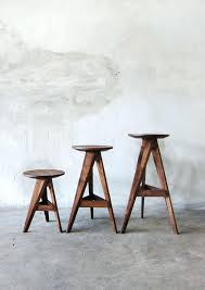 round wooden bar stools wood stools pinned onto a webinfusionhome a wooden bar stools for