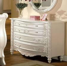 alexandra furniture. Furniture Of America CM7226D Alexandra Transitional Pearl White Finish Dresser
