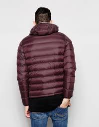 G-star raw Quilted Hooded Jacket Revend Down Filled Nylon Zipthru ... & Gallery Adamdwight.com