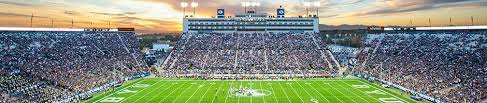 Liberty Bowl Interactive Seating Chart Lavell Edwards Stadium Byu Tickets