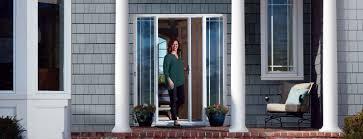 retractable screen doors. LuminAire Retractable Screen Door Doors