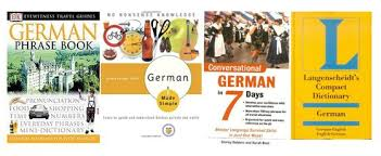 learn german books what travellers