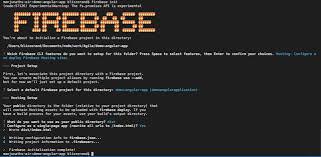 How to Set Up an Angular Application on Firebase – Codeforgeek