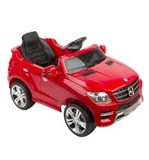 <b>Электромобиль Weikesi Mercedes-Benz ML350</b>, цвет: красный ...
