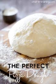 easy homemade pizza dough with self rising flour. the perfect pizza dough recipe from chef-in-training.com \u2026this easy homemade with self rising flour l