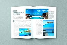 e magazine templates free download travel magazine template