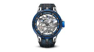 Roger Dubuis takes on extreme winter with the Excalibur <b>Pirelli Ice</b> ...
