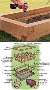 28 best diy raised bed garden ideas