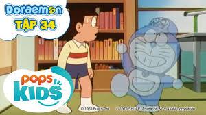 Doraemon Tập 34 - Chiếc Nón Trốn Tìm, Có Ai Thấy Mình Không - Hoạt Hình  Tiếng Việt - Phương