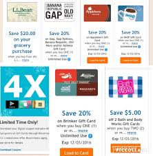 november 20 2016 kroger 4x fuel points on giftcard purchases and e for giftcards filed under kroger deals by kroger coupon queen leave a