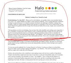 best press release template anatomy of a news release halo publishing intl blog