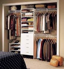 How We Organized Our Small Bedroom. Closet Ideas ...