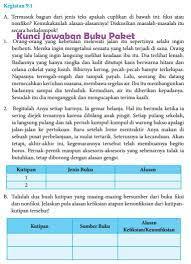 Jawabann ips kelas 8 kurikulum 2013 revisi 2017 kelas 8 halaman. Kunci Jawaban Buku Paket Bahasa Indonesia Halaman 235 Kelas 8 Kegiatan 9 1 Bab 9 Kurikulum 2013 Kunci Jawaban Buku Paket Terbaru Lengkap Bukupaket