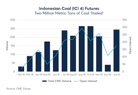 Year One Indonesian Coal Derivatives Ici 4 Cme Group
