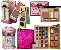 too faced makeup collection for holiday 2016 kits