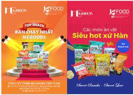 MCGoods Việt Nam- Bánh kẹo nhập khẩu - Home