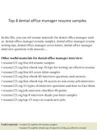 Hr Resume Objective Mesmerizing Medical Office Manager Resume Objective Sample Admin Front R