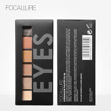 focallure 6 colors eyeshadow